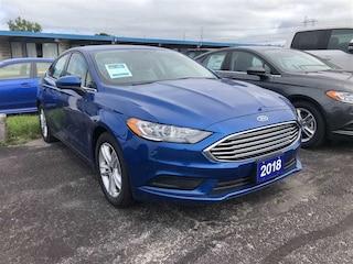 2018 Ford Fusion SE FWD 2.5L TECHNOLOGY PKG SYNC BLUETOOTH CAR