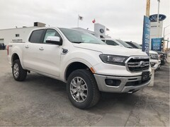2019 Ford Ranger LARIAT CHROME PKG TECHNOLOGY PKG ADAPTIVE CRUISE T Truck SuperCrew
