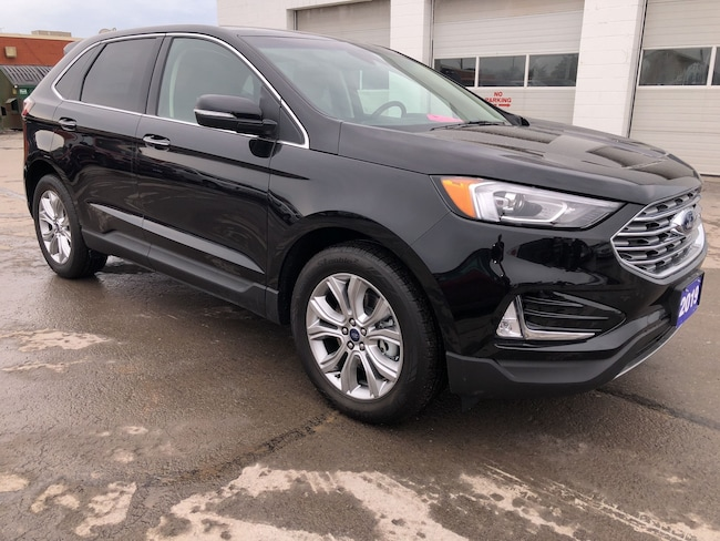 2019 Ford Edge TITANIUM TOUCH NAV LEATHER PANORAMIC ROOF 2.0L ENG SUV