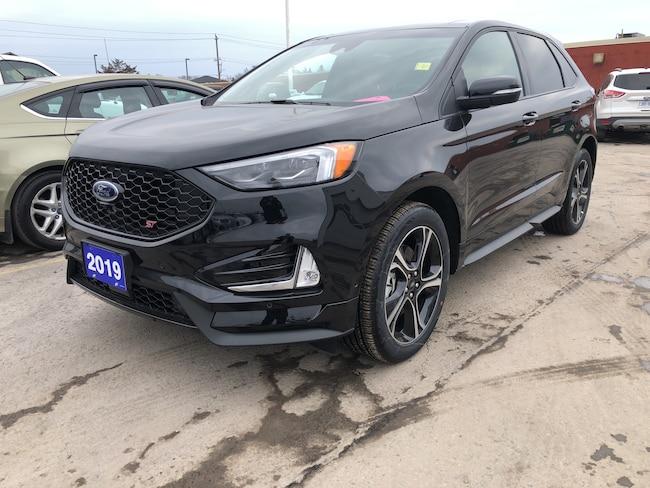 2019 Ford Edge ST SPORT/2.7L ENGINE/ADAPTIVECRUISE/CUSTOMBODY/UPGRADEDRIMS SPORT UTILITY