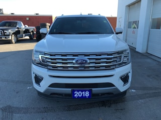 2018 Ford Expedition Max LIMITED 2ND HEAVY DUTY TRAILER TOW PKG LEATHER PAN SPORT UTILITY