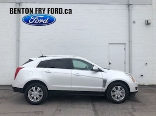 2014 Cadillac SRX Luxury FWD LOADED NAV POWER LIFT NVR WINTER DRIVEN SUV