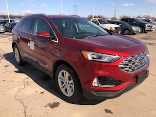 2019 Ford Edge SEL LEATHER/ PANO ROOF/ ADAPTIVE CRUISE/ TOUCH W NAV SPORT UTILITY