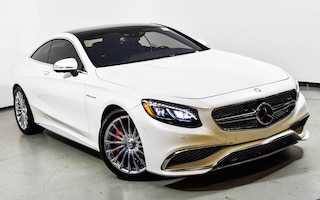 2017 Mercedes-Benz AMG S 65 Coupe