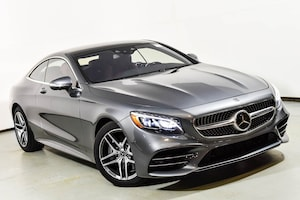 2018 Mercedes-Benz S-Class 4MATIC Coupe