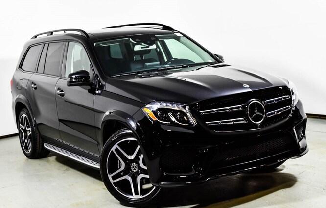 2018 Mercedes-Benz GLS 550