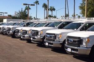 New Ford Work Trucks >> Berge Ford Commercial Vehicle Center Work Trucks In Mesa Az