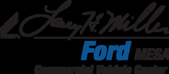 Larry H. Miller Ford Mesa Commercial Vehicle Center