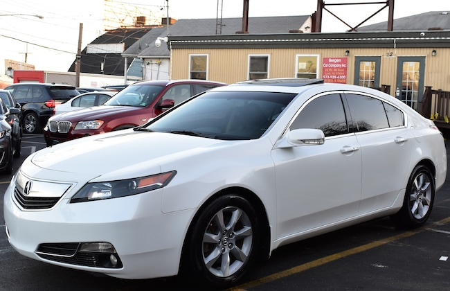 2013 Acura TL TL with Technology Package Sedan