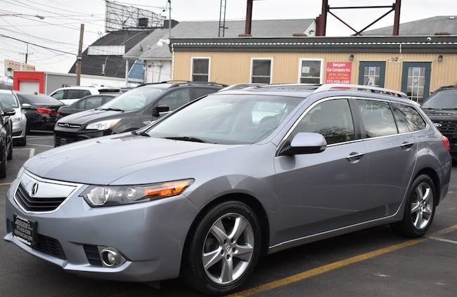 2012 Acura TSX Sport Wagon with Technology Package Wagon