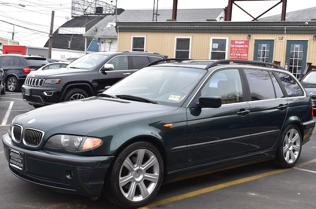 2002 BMW 325iT Wagon