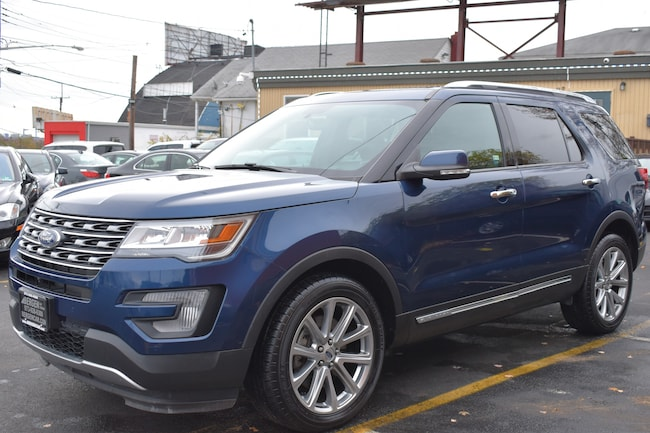 2017 Ford Explorer Limited AWD 4dr SUV SUV