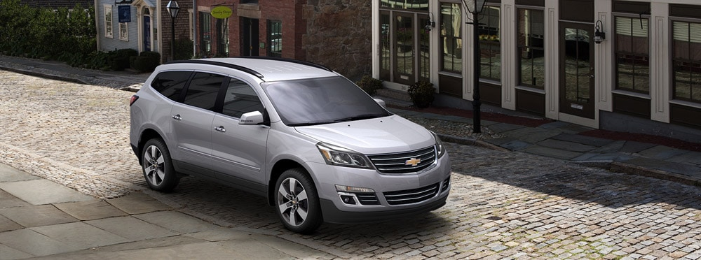 Used Chevroelt Traverse
