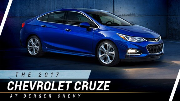 2017 Chevrolet Cruze in Grand Rapids, MI