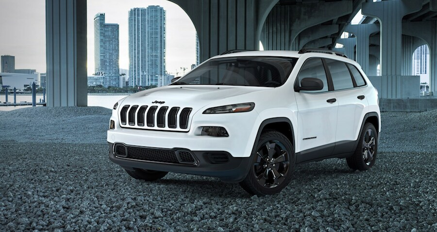 The New Jeep Cherokee New Orleans Area Dealer In Metairie