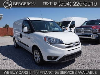 2018 Ram ProMaster City TRADESMAN SLT CARGO VAN Cargo Van for sale in Metairie at Bergeron Chrysler Dodge Jeep Ram SRT Mopar