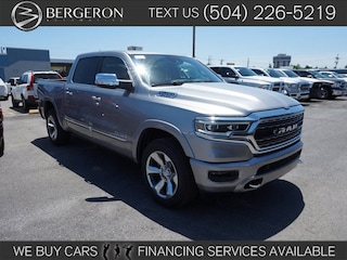 2019 Ram 1500 LIMITED CREW CAB 4X2 5'7 BOX Crew Cab for sale in Metairie at Bergeron Chrysler Dodge Jeep Ram SRT Mopar