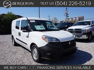 2018 Ram ProMaster City TRADESMAN CARGO VAN Cargo Van for sale in Metairie at Bergeron Chrysler Dodge Jeep Ram SRT Mopar