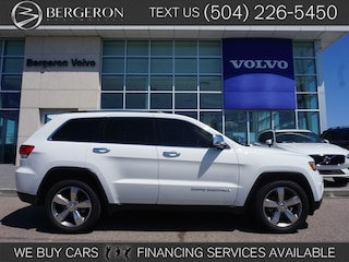 2014 Jeep Grand Cherokee Limited 4x2 SUV for sale at Bergeron Chrysler Dodge Jeep Ram SRT Mopar in Metairie LA