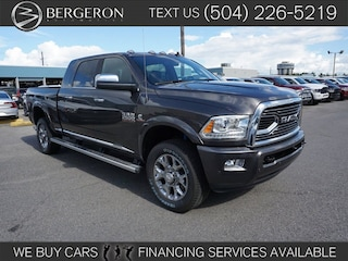 2018 Ram 2500 LIMITED MEGA CAB 4X4 6'4 BOX Mega Cab for sale in Metairie at Bergeron Chrysler Dodge Jeep Ram SRT Mopar