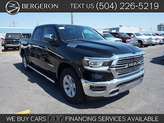 2019 Ram 1500 LARAMIE CREW CAB 4X2 5'7 BOX Crew Cab for sale in Metairie at Bergeron Chrysler Dodge Jeep Ram SRT Mopar