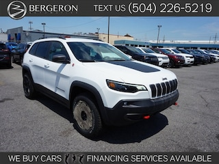 2019 Jeep Cherokee TRAILHAWK ELITE 4X4 Sport Utility for sale in Metairie at Bergeron Chrysler Dodge Jeep Ram SRT Mopar