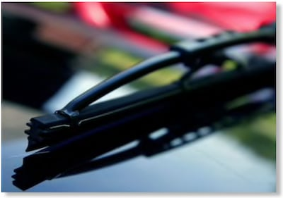 Complimentary Wiper Replacement with Purchase