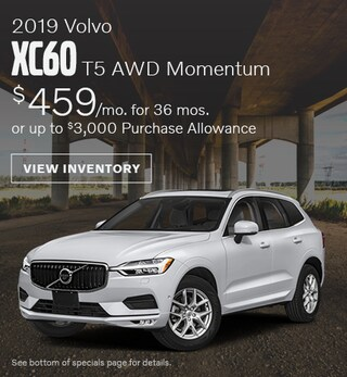 New 2019 Volvo XC60 T5 AWD Momentum July