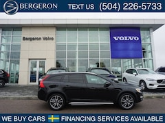 New 2018 Volvo V60 Cross Country T5 AWD Wagon Metairie, LA