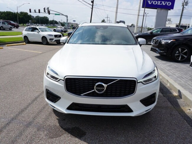 new 2019 volvo xc60 hybrid for sale metairie la stock. Black Bedroom Furniture Sets. Home Design Ideas