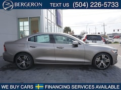 New 2019 Volvo S60 T6 Inscription Sedan Metairie, LA