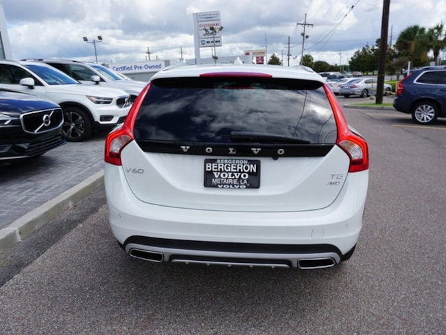 New 2018 Volvo V60 Cross Country For Sale Metairie La