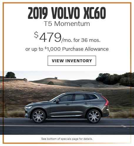 New 2019 Volvo XC60 T5 Momentum June