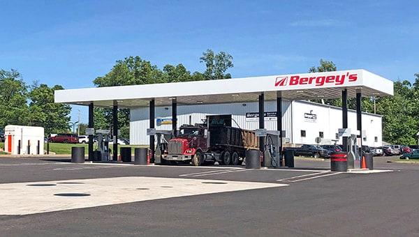 Bergey's Fuel Center | Gas and Diesel Fuel | Souderton