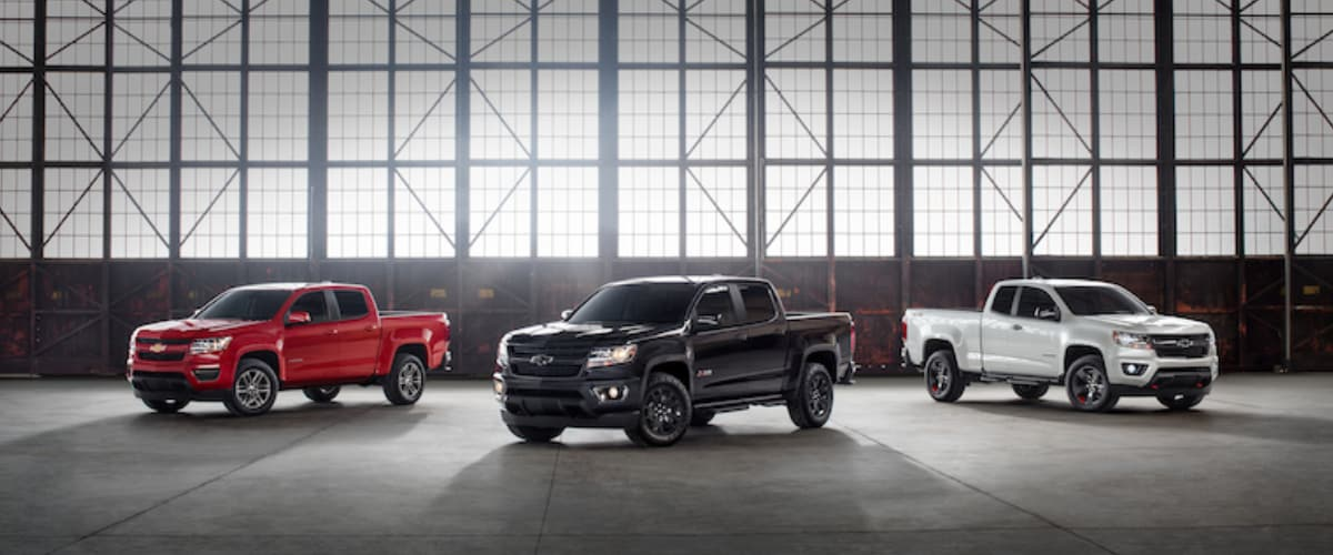 New Chevrolet Vehicles Souderton