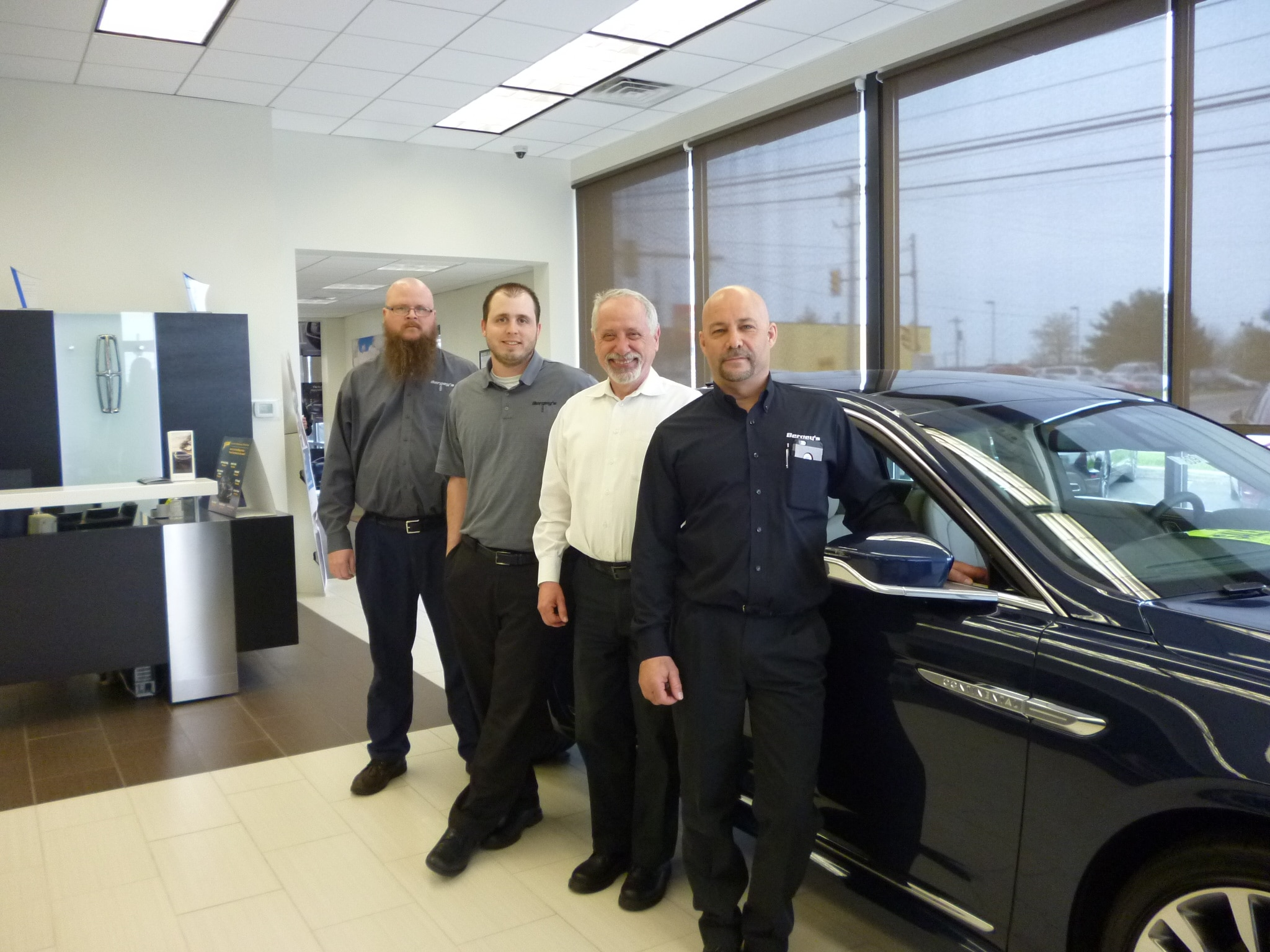 Bergey's Auto Dealerships | New Volvo, Dodge, Jeep, Buick ...