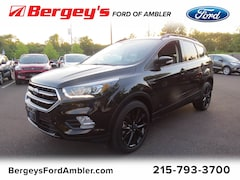 Certified Used 2017 Ford Escape 4WD  Titanium SUV 1FMCU9J95HUA07352 FP4114 near Ambler