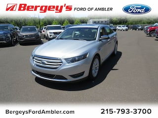 Used 2018 Ford Taurus Limited FWD Sedan 1FAHP2F8XJG130325 FP4157 for sale in Lansdale