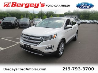 Used 2016 Ford Edge Titanium AWD SUV 2FMPK4K81GBB61108 FP4176 for sale in Lansdale