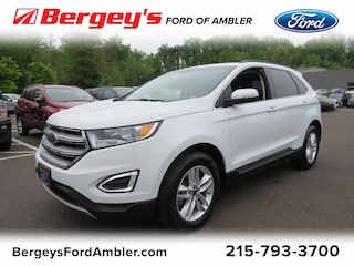 Used 2016 Ford Edge SEL AWD SUV 2FMPK4J95GBB81727 FP4134 for sale in Lansdale