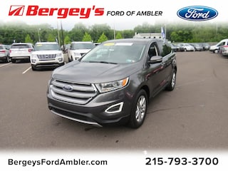Used 2016 Ford Edge SEL AWD SUV 2FMPK4J93GBC16295 FP4179 for sale in Lansdale