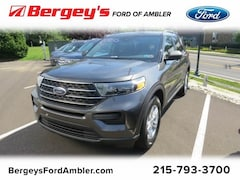 New 2020 Ford Explorer XLT 4WD for sale in Lansdale