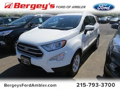 New 2018 Ford EcoSport SE FWD for sale in Lansdale