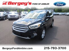 Certified Used 2017 Ford Escape 4WD  SE SUV 1FMCU9GD9HUA08063 FP4203 near Ambler