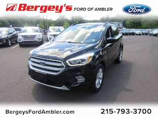 Used 2017 Ford Escape 4WD  SE SUV 1FMCU9GD9HUA08063 FP4203 for sale in Lansdale
