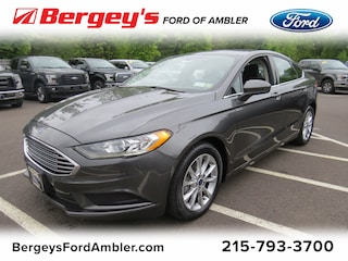 Used 2017 Ford Fusion SE FWD Sedan 3FA6P0H7XHR289039 FP4136 for sale in Lansdale