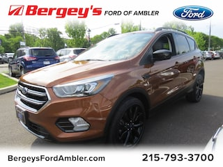Used 2017 Ford Escape 4WD  SE SUV 1FMCU9GDXHUA47597 FP4156 for sale in Lansdale