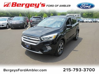 Used 2017 Ford Escape 4WD  SE SUV 1FMCU9GD6HUA17853 FP4225 for sale in Lansdale