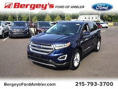 Certified Used 2016 Ford Edge SEL AWD SUV 2FMPK4J93GBB71813 FP4266 near Ambler