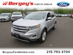 Certified Used 2016 Ford Edge SEL AWD SUV 2FMPK4J86GBB25013 FP4094 near Ambler